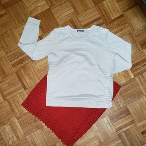Raglan Knit Top